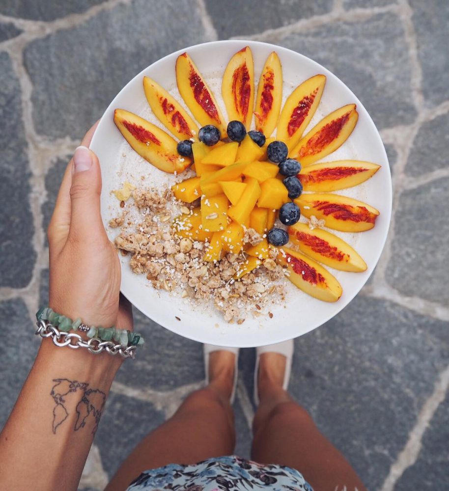 todays fruity breakfast before heading to Milan ☀️ #timetoriseandshine⠀⠀⠀⠀⠀⠀⠀⠀⠀⠀⠀⠀⠀⠀⠀⠀⠀⠀⠀⠀⠀⠀⠀⠀⠀⠀⠀⠀⠀⠀⠀⠀⠀⠀⠀⠀⠀⠀⠀⠀⠀⠀⠀⠀⠀⠀⠀⠀⠀⠀⠀⠀⠀⠀⠀⠀⠀⠀⠀⠀⠀⠀⠀⠀⠀⠀⠀⠀⠀⠀⠀⠀⠀⠀⠀⠀⠀⠀⠀⠀⠀⠀⠀⠀⠀⠀⠀⠀⠀⠀⠀⠀⠀⠀⠀⠀⠀⠀⠀⠀⠀⠀⠀⠀⠀⠀⠀⠀⠀⠀⠀⠀⠀⠀⠀⠀⠀⠀⠀⠀⠀⠀⠀⠀⠀⠀⠀⠀⠀⠀⠀⠀⠀⠀⠀⠀⠀⠀⠀⠀⠀⠀⠀⠀⠀⠀⠀⠀⠀⠀⠀⠀⠀#love #fruity #smoothiebowl #fruitbowl #peaches #mango #mangolove #levis #healthy #healthyme #yummy #delicious #oatmeal #explore #inked #globetrotter #worldtraveller #worldmaptattoo #sunny #wanderlust #gypsy #happy #longweekend #extendedweekend #discover #worldexplorer #milan #shoppingday #exploremilan